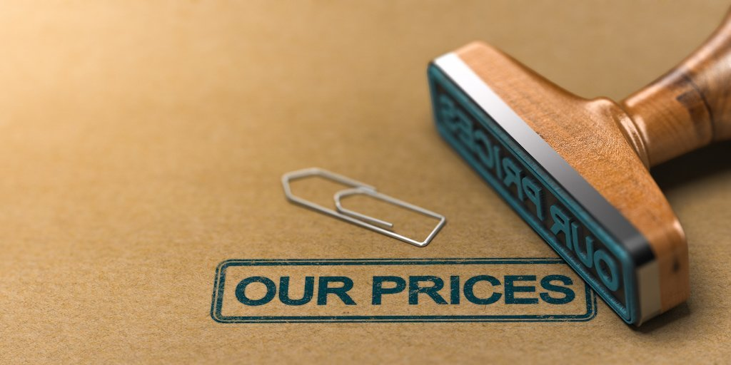Defining Your Prices, Discounts, and Discount Policy