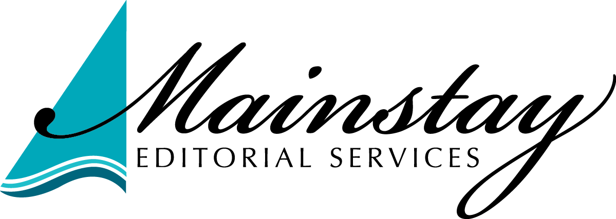 Mainstay Editorial Services Full Logo