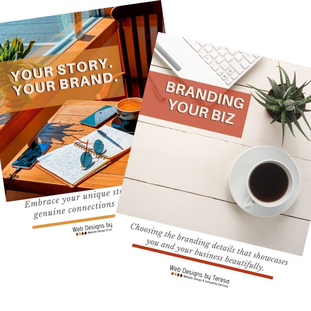 Branding Bundle - Build your Visual Brand with these 2 planners
