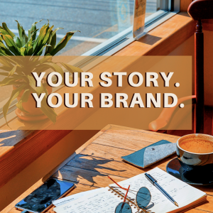 Purchase the Your Story. Your Brand. Planner