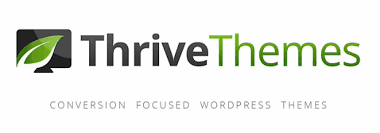 Thrive Themes recommended by Web Designs by Teresa